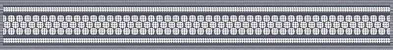 керамическая плитка нефрит керамика кензо зеленый 7 5х40 бордюр Керамический бордюр Нефрит Керамика Эрмида серый 56-03-06-1020-2 5х40 см