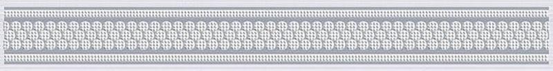 керамическая плитка нефрит керамика кензо зеленый 7 5х40 бордюр Керамический бордюр Нефрит Керамика Эрмида светло-серый 56-03-06-1020-1 5х40 см