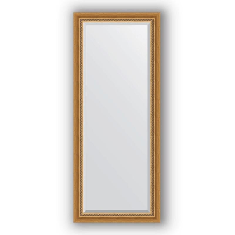 Зеркало Evoform Exclusive 153х63 Состаренное бронза с плетением зеркало evoform exclusive 133х53 состаренное бронза с плетением