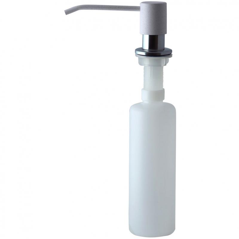 Дозатор для жидкого мыла Zigmund&Shtain ZS A002 Речной песок