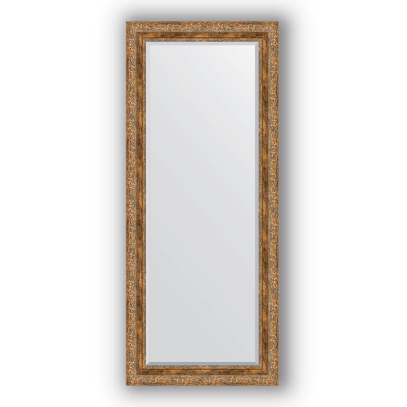 Зеркало Evoform Exclusive 155х65 Виньетка античная бронза зеркало evoform exclusive g 185х130 виньетка античная латунь