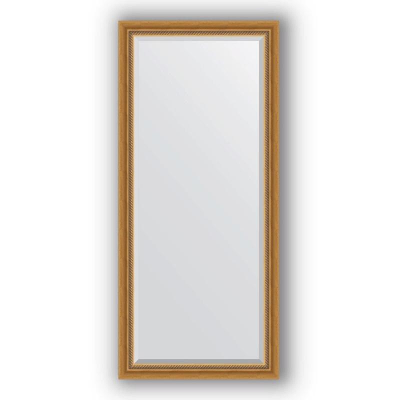 Зеркало Evoform Exclusive 163х73 Состаренное бронза с плетением зеркало evoform exclusive 133х53 состаренное бронза с плетением