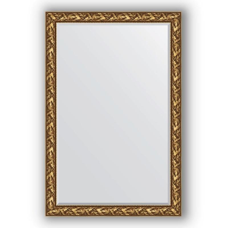 Зеркало Evoform Exclusive 179х119 Травленое серебро