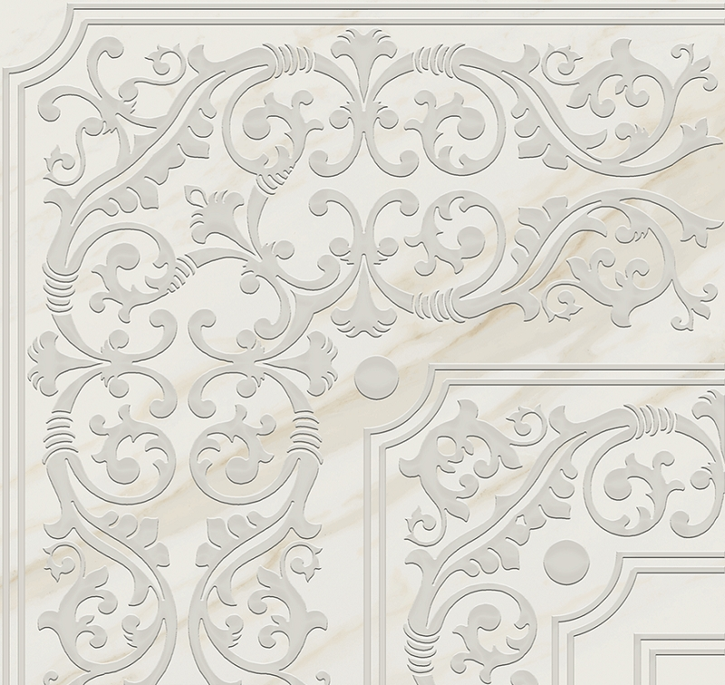 Керамогранит Pamesa Ceramica Marbles Dec. Giro Vitreo Blanco Rect. 60x60см liquid marbles