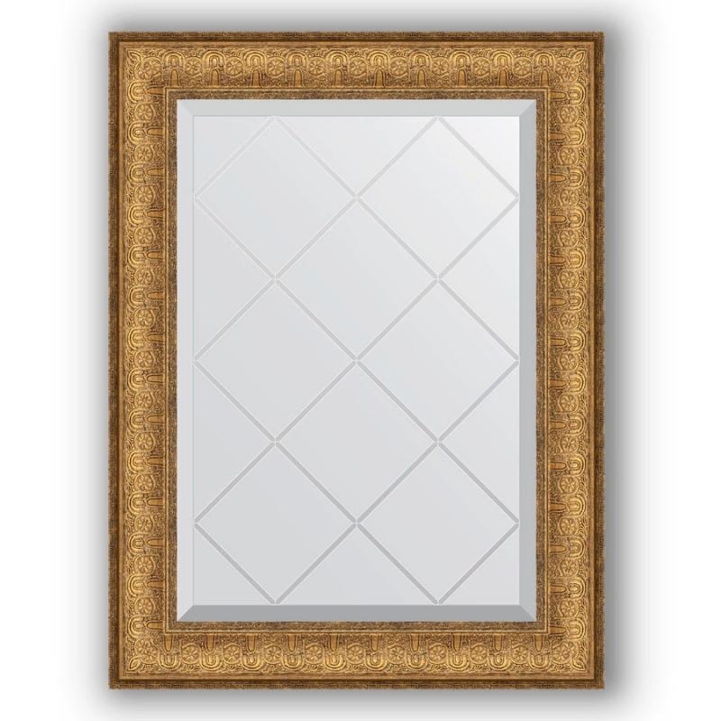 Зеркало Evoform Exclusive-G 71х54 Медный эльдорадо