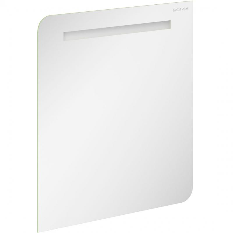 Зеркало Edelform Colore 70 с подсветкой с выключателем зеркало sanvit кубэ 70 с подсветкой с сенсорным выключателем