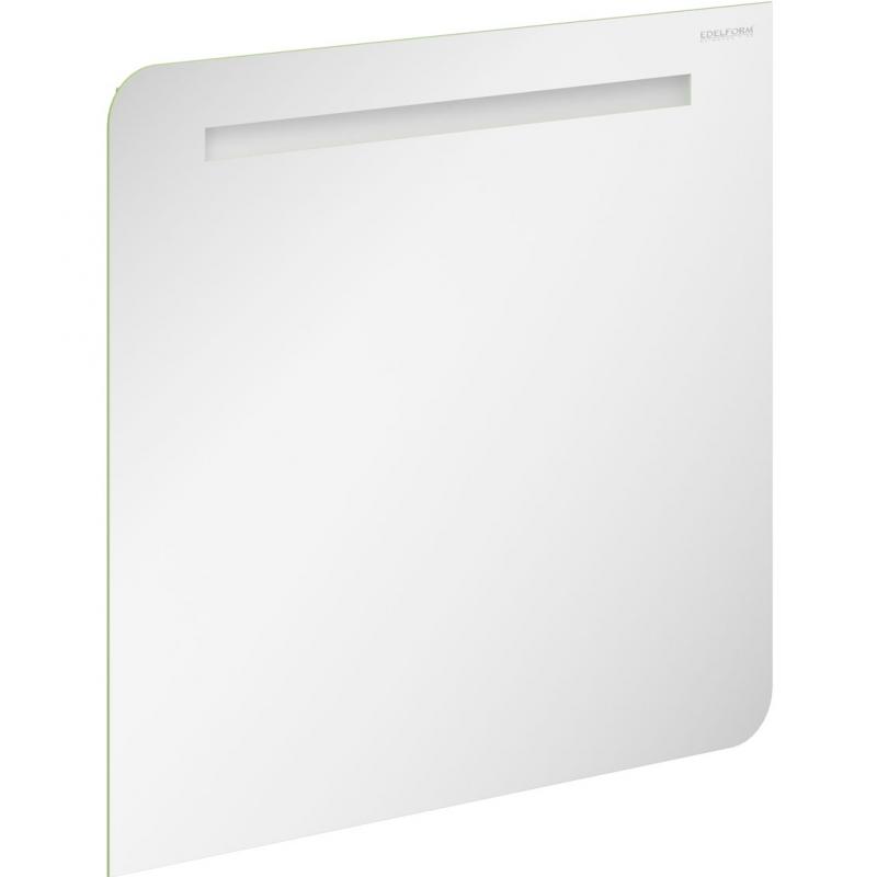Зеркало Edelform Colore 80 с подсветкой с выключателем