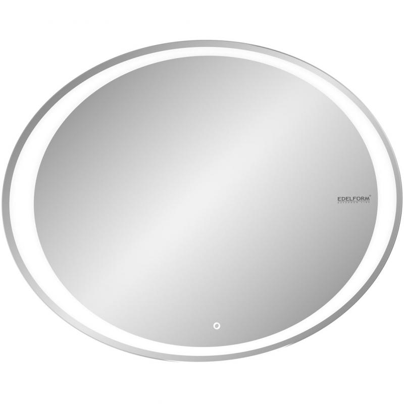 Зеркало Edelform Blick Led 90 с подсветкой с сенсорным выключателем зеркало edelform fancy led 80 с подсветкой с сенсорным выключателем