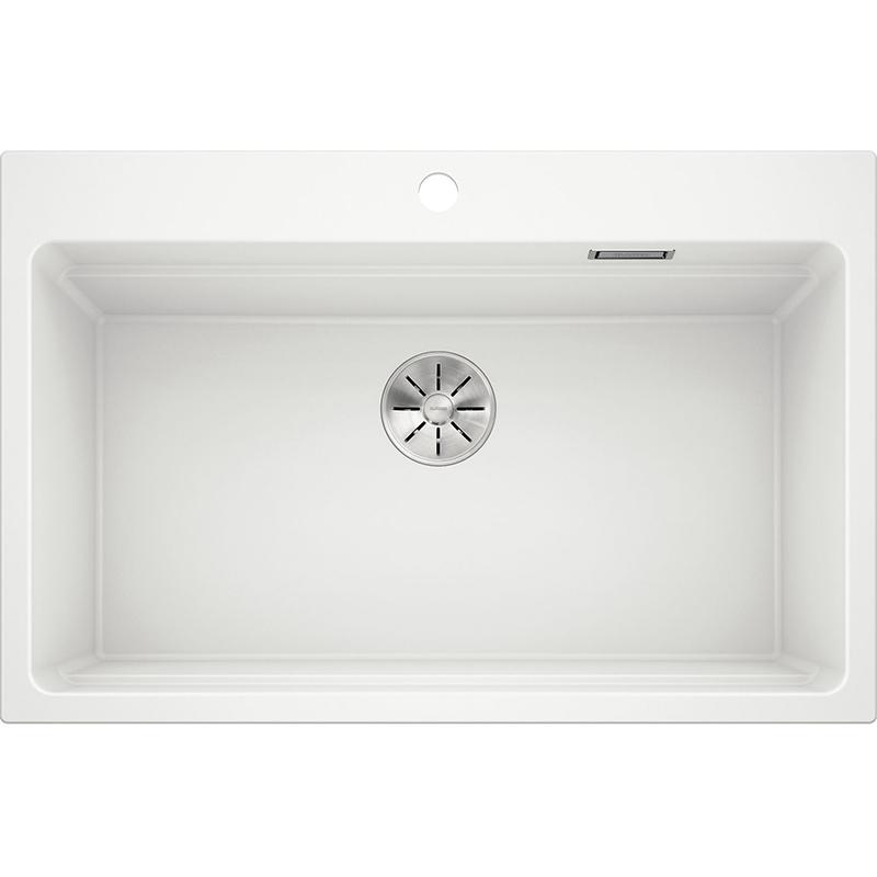 Кухонная мойка Blanco Etagon 8 Алюметаллик фото