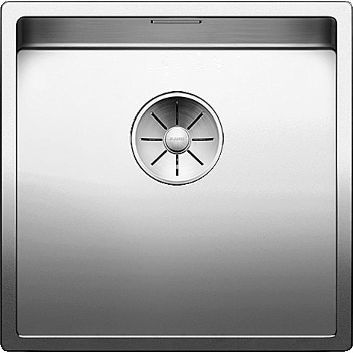 Кухонная мойка Blanco Claron 400-IF Нержавеющая сталь Durinox xbp24 z7wit 004 rf if and rfid mr li