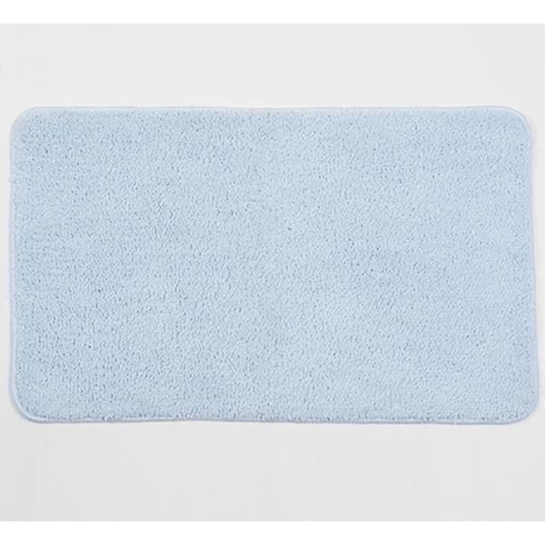 Коврик для ванной комнаты WasserKRAFT Vils BM-1081 Голубой коврик для ванной комнаты wasserkraft vils bm 1081 голубой