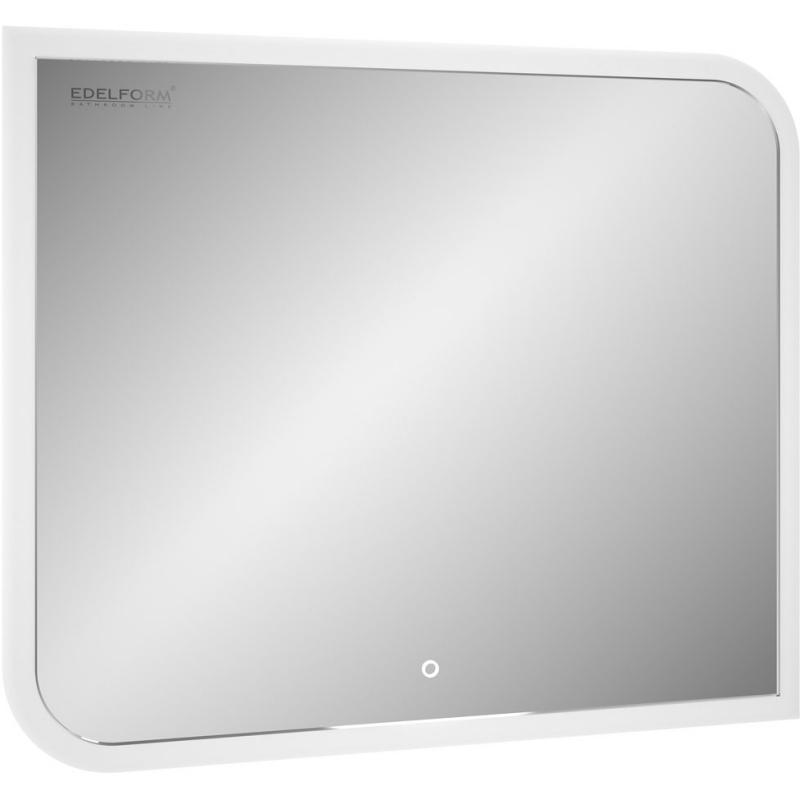 Зеркало Edelform Fancy Led 70 с подсветкой с сенсорным выключателем зеркало edelform fancy led 80 с подсветкой с сенсорным выключателем