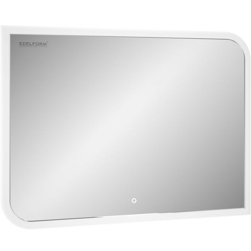 Зеркало Edelform Fancy Led 80 с подсветкой с сенсорным выключателем зеркало edelform fancy led 80 с подсветкой с сенсорным выключателем