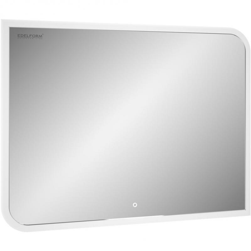 Зеркало Edelform Fancy Led 90 с подсветкой с сенсорным выключателем зеркало edelform fancy led 80 с подсветкой с сенсорным выключателем