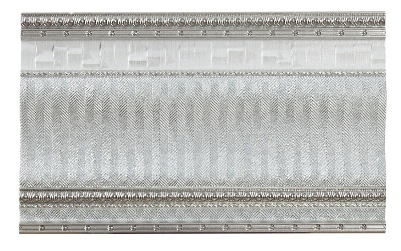 Бордюр Azulev Calacatta Delicius Zocalo White 15x24,2см