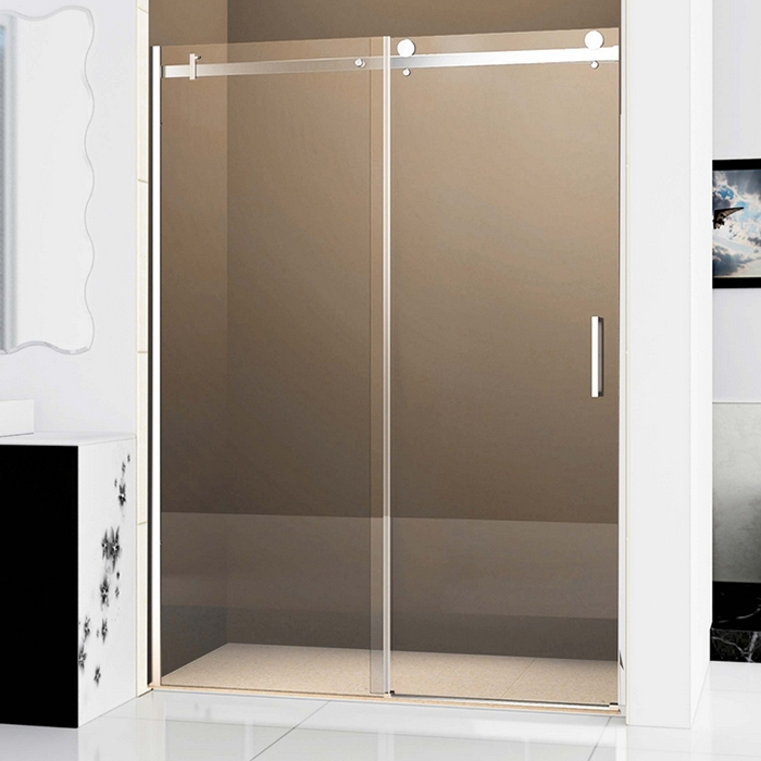 Душевая дверь в нишу RGW Tornado TO-13 140 профиль Хром стекло прозрачное душевая дверь в нишу rgw tornado to 13 180 профиль хром стекло прозрачное