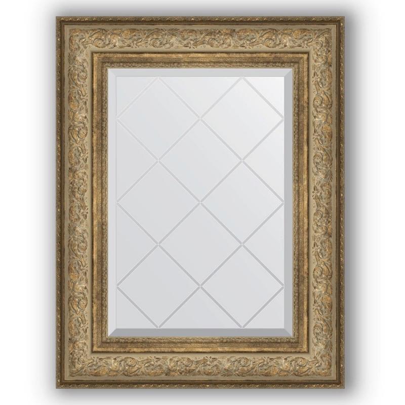 Зеркало Evoform Exclusive-G 78х60 Виньетка серебро зеркало evoform exclusive g 78х60 виньетка серебро