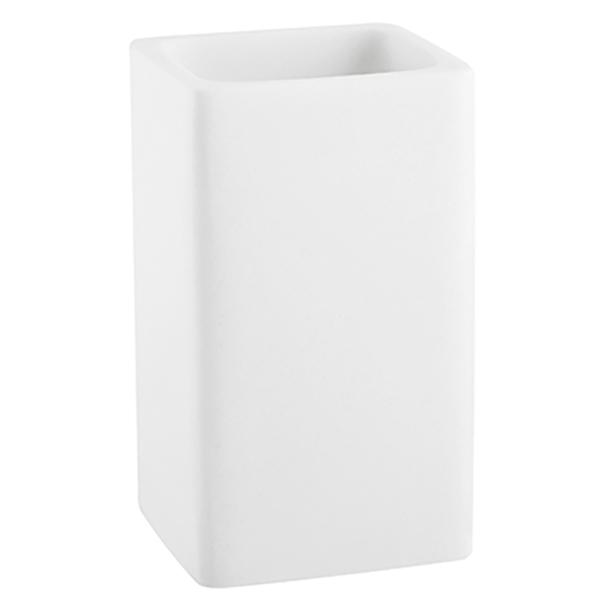 Стакан для зубных щеток WasserKRAFT Oder K-9628 Белый