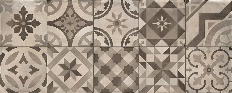 Керамическая плитка Cifre Montblanc Decor Pearl настенная 20x50см цена