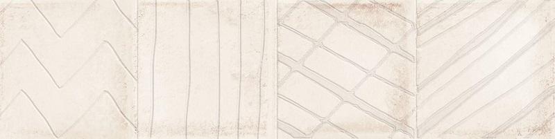 Керамическая плитка Cifre Alchimia Decor Ivory настенная 7.5x30см керамическая плитка cifre alchimia 2 decor glaciar настенная 7 5x30см