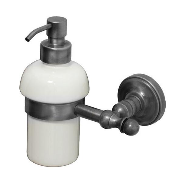 Фото - Дозатор жидкого мыла Migliore Mirella ML.MRL-M068 BR (бронза) дозатор для жидкого мыла paulmark rein бронза d002 br