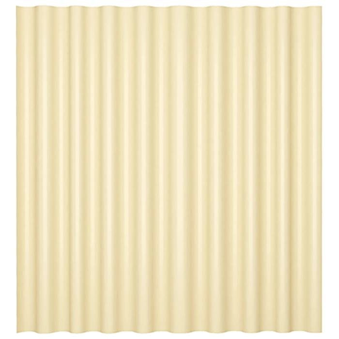 Штора для ванны WasserKRAFT Oder SC-30101 Желтая шторка для ванной wasserkraft oder 180х200 см кольцав комплекте sc 30101