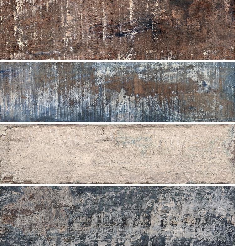 Керамическая плитка Cifre Colonial Wood Nature Brillo настенная 7,5x30см