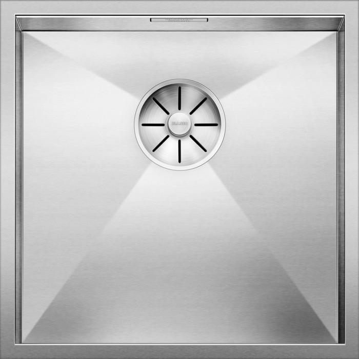 Кухонная мойка Blanco Zerox 400-IF Нержавеющая сталь с зеркальной полировкой люстра divinare bianca nero 7091 01 lm 8
