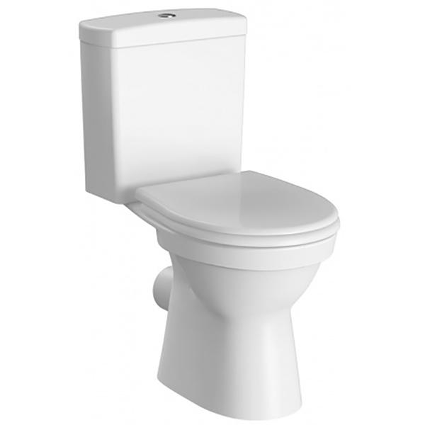 Унитаз-компакт Norm Nord 9845B099-7201 с бачком и сиденьем Микролифт унитаз компакт напольный sanita виктория комфорт
