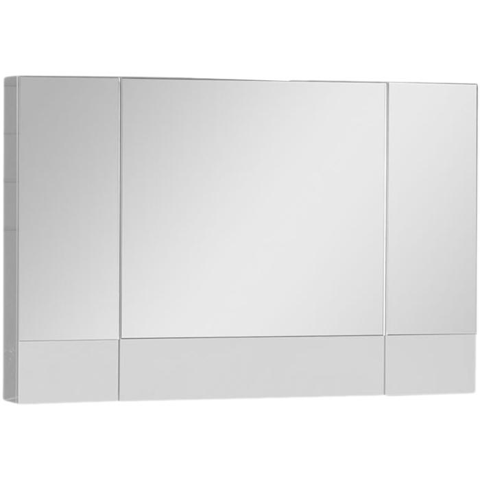 Зеркальный шкаф Aquanet Нота 100 165372 Белый