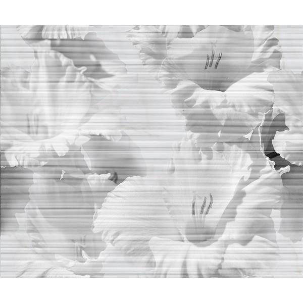 Керамическое панно Gracia Ceramica Celia white 01 50х60 см керамическое панно ape crea set 3 giaungla white 90х90 см