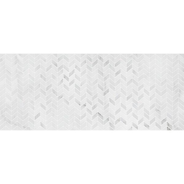 Керамический декор Gracia Ceramica Celia white 01 25х60 см цена