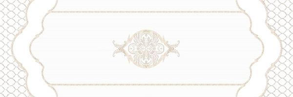 Керамическая плитка El Molino Brigitte Decor Beige настенная 25x75см цена
