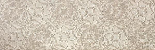 Керамическая плитка El Molino Hermes Floral Decor Beige настенная 30x90см