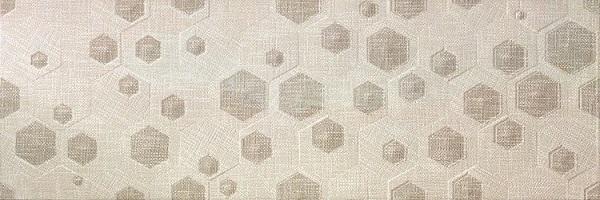 Керамическая плитка El Molino Hermes Geo Decor Beige настенная 30x90см недорого