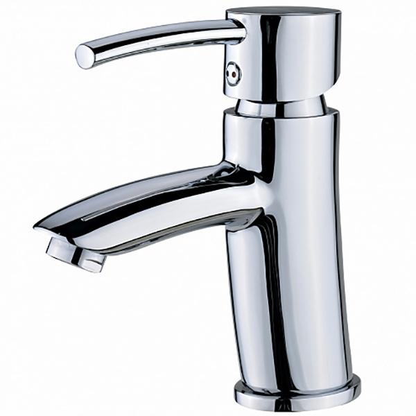 Смеситель для раковины Swedbe Saturn 1410 Хром смеситель для ванны swedbe saturn 1430 хром