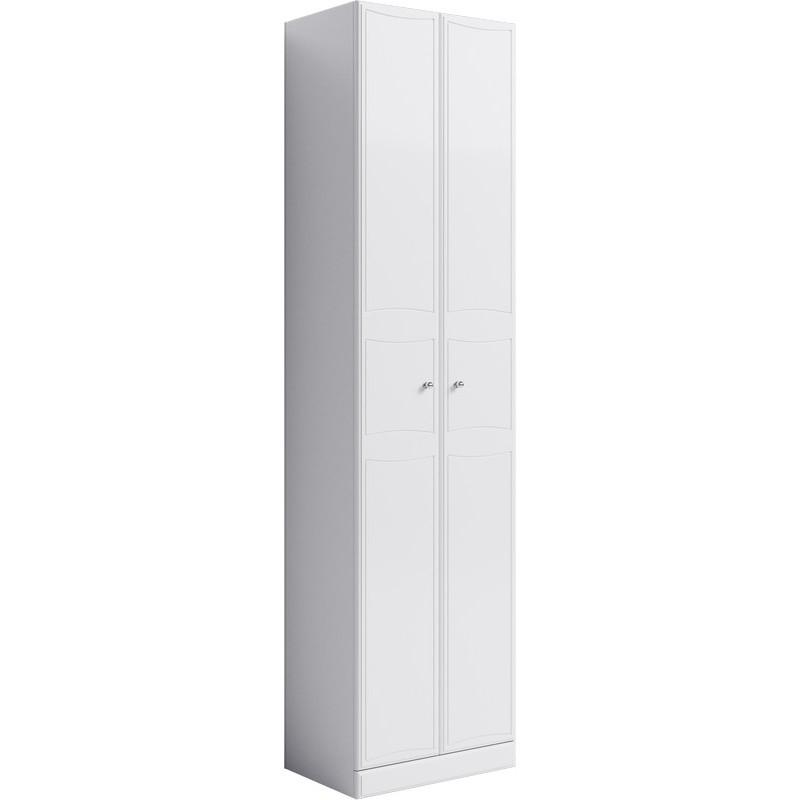 Шкаф пенал Aqwella Барселона 50 Ba.05.04 Белый шкаф пенал aqwella лайн 50 li 05 05 1 белый