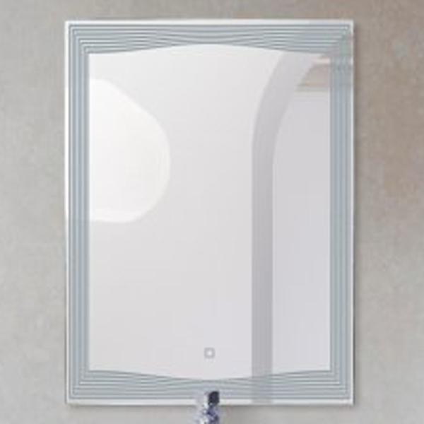 Зеркало BelBagno SPC-LNS 60 с сенсорным выключателем с подсветкой зеркало edelform fancy led 80 с подсветкой с сенсорным выключателем