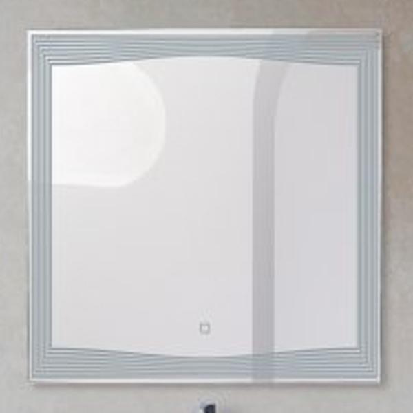 Зеркало BelBagno SPC-LNS 70 с сенсорным выключателем с подсветкой зеркало belbagno spc 70 с подсветкой сенсорный выключатель spc cez 700 700 led tch