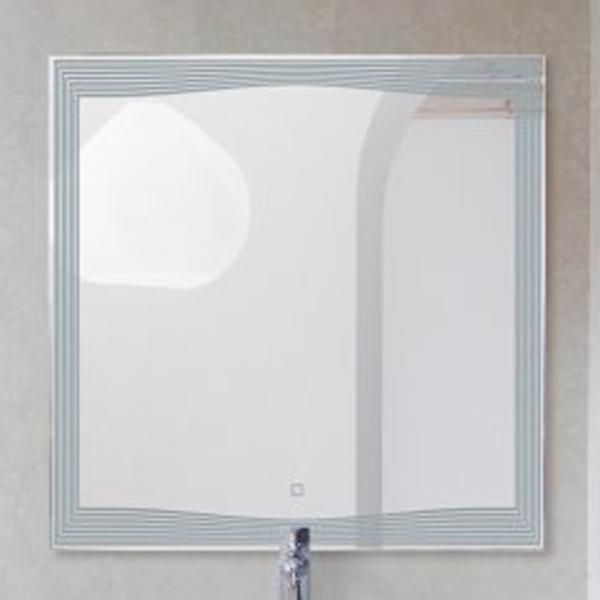Зеркало BelBagno SPC-LNS 80 с сенсорным выключателем с подсветкой