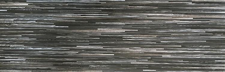 Керамическая плитка El Molino Layers Antracita настенная 30x90см