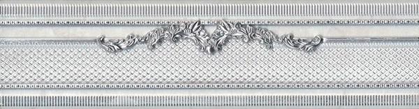Бордюр El Molino Levante Siros Plata-Perla Cenefa 8x30см колготки levante