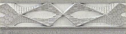 Бордюр El Molino Torso Plata Cenefa 7x25см