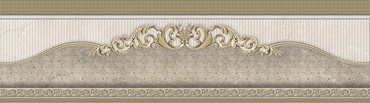Бордюр El Molino Venecia Oro-Beige Cenefa 7x25см