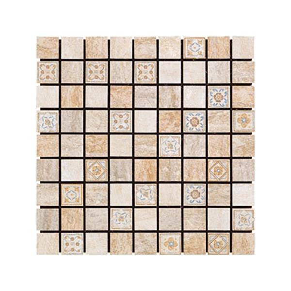 Керамическая мозаика Alta Ceramica Castelli Florenti 30х30 см керамическая мозаика alta ceramica castelli lux 30х30 см