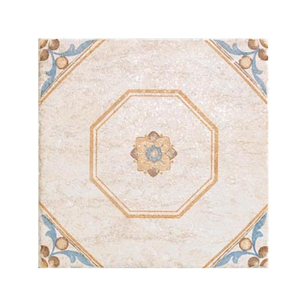 Керамический декор Alta Ceramica Castelli Pav Florentia A 20х20 см цена 2017