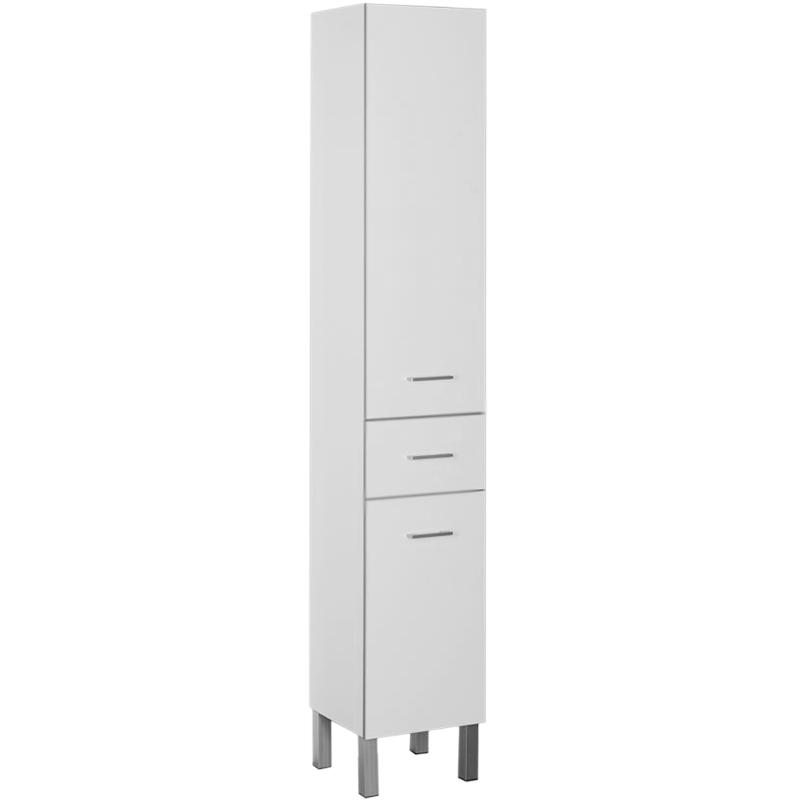 Шкаф пенал Aquanet Верона 35 178970 R Белый