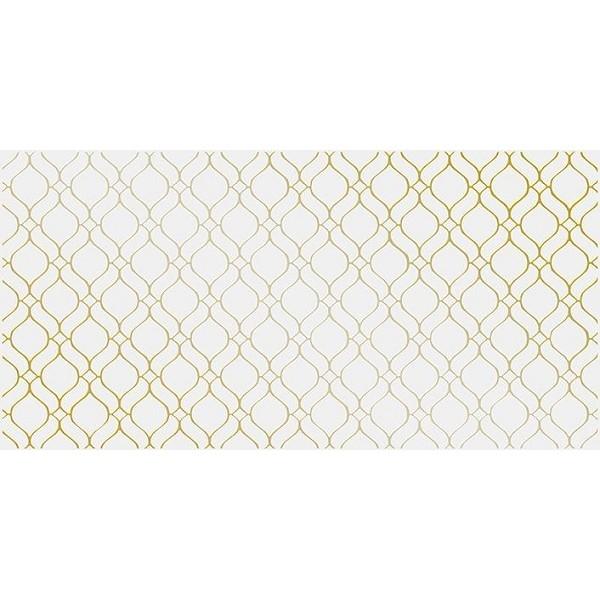 Керамический декор Cersanit Deco орнамент золотистый DE2L381DT 29,8x59,8 см стоимость