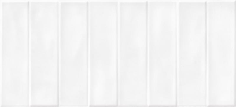 Керамическая плитка Cersanit Pudra кирпич рельеф белый PDG054D настенная 20х44 см стоимость