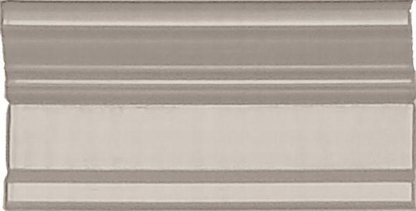 Бордюр Elios ceramica Capri V-Cap Grigio 7.5х15см стоимость